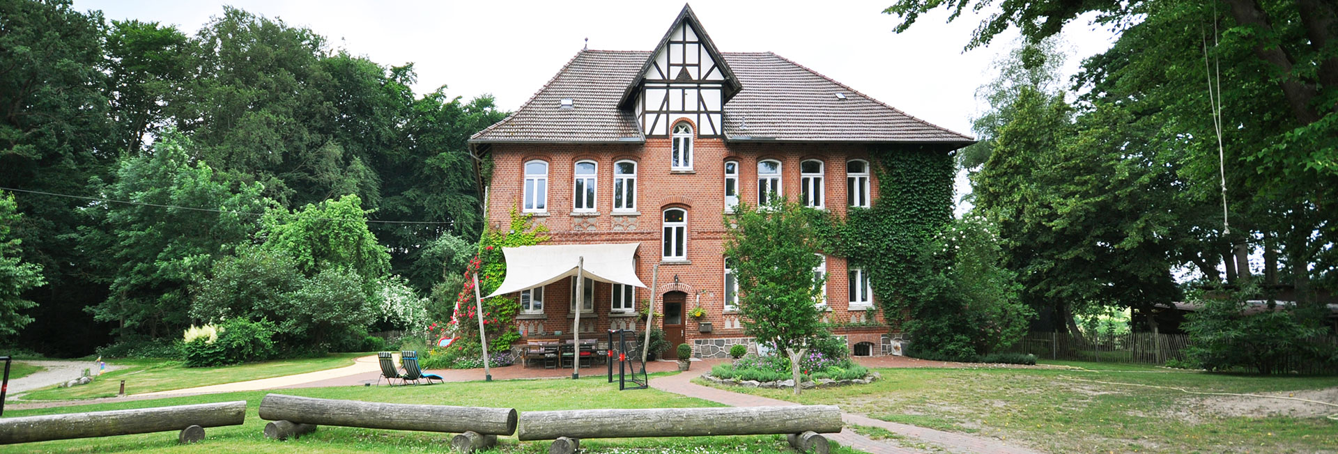 Die Villa Rübenburg.